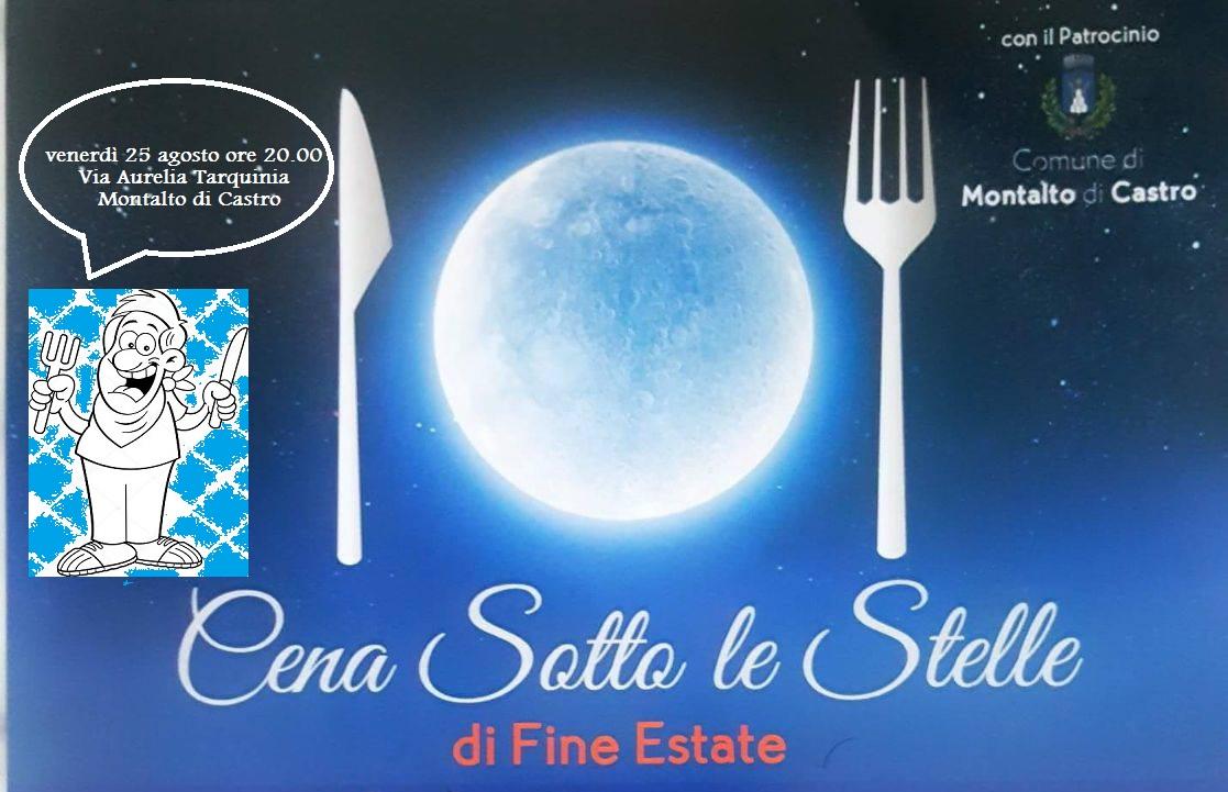 Cena sotto le stelle (2)