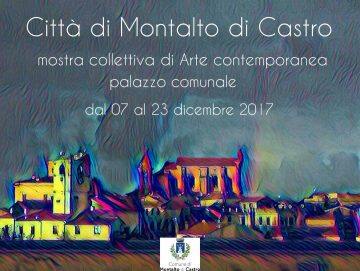 Mostra d'arte contemporanea_Montalto di Castro