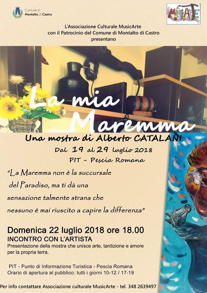 La Mia Maremma_Pescia Romana